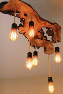 Live Edge Wood Inspiration from Pinterest