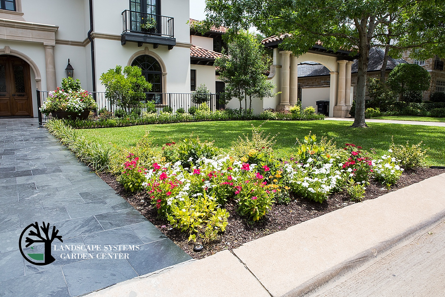 Front Yard Projects Landscape Systems Garden Center