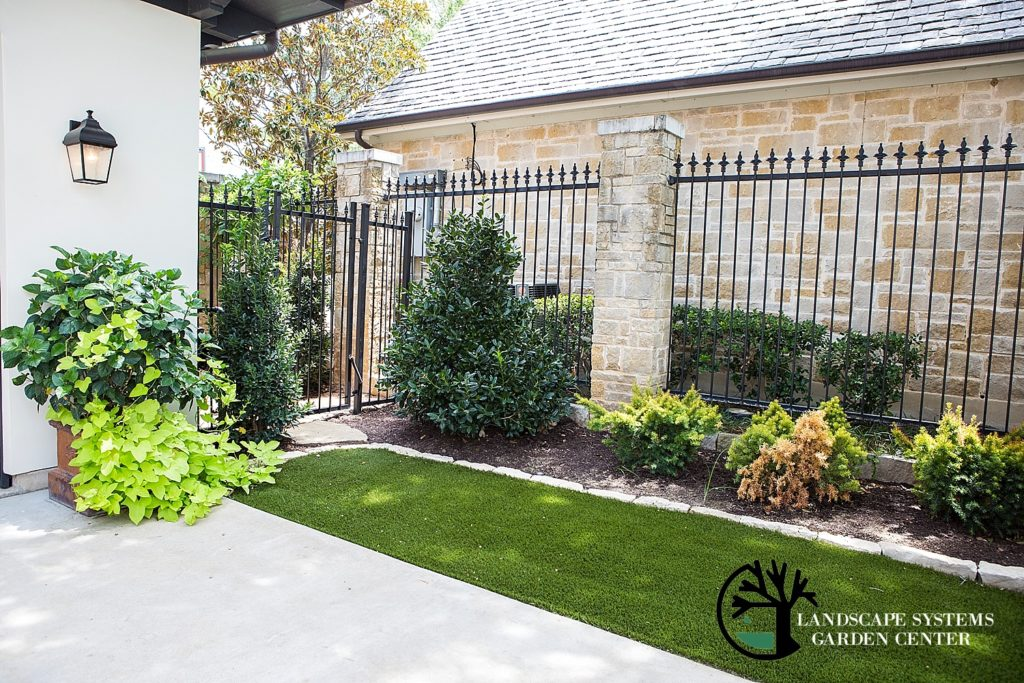 Landscaped Gardens Facility: Fort Worth Landscaping Overhaul [Keller Texas Garden